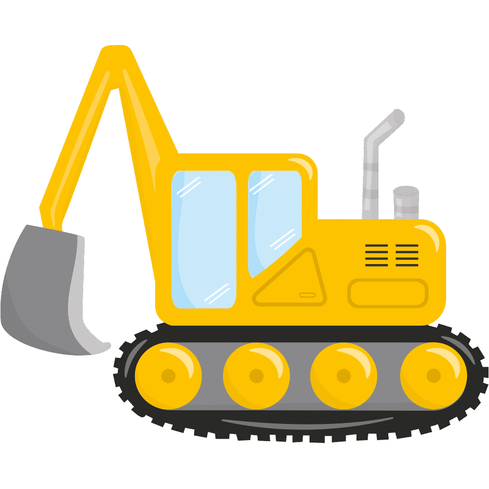 Excavator Template Application Template 5